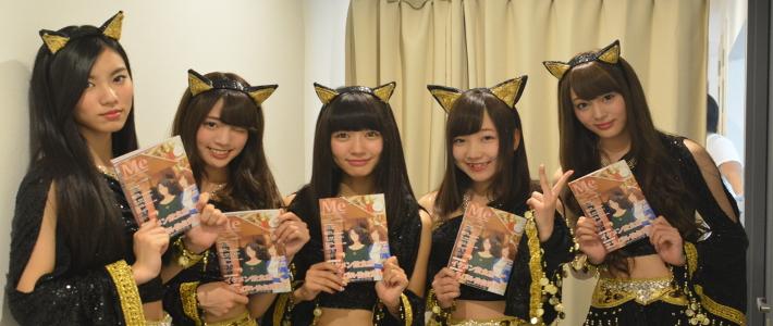 【残り1名様】とにかく全員かわいいアイドルグループ!夢みるアドレセンス【サインプレゼント】
