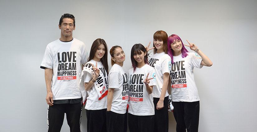 ダンスで日本を元気に!夢の課外授業SPECIAL in 仙台